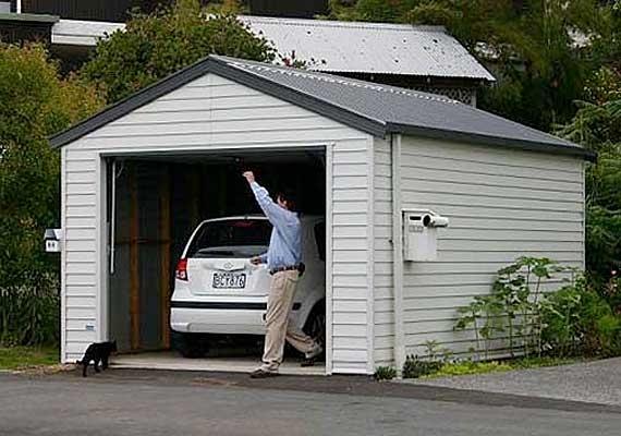 Single garage 6m x garages skyline buildings for Single garage